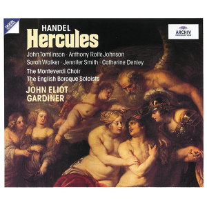 Handel: Hercules - 2 CDs
