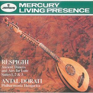 Respighi: Ancient Airs and Dances/Suites Nos.1-3