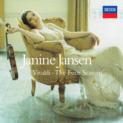 """Vivaldi: 12 Violin Concertos, Op. 8 """"Il cimento dell'armonia e dell'inventione"""" / Concerto No. 2 in G Minor for solo violin, RV315 """"L'Estate"""" - 3. Presto"""