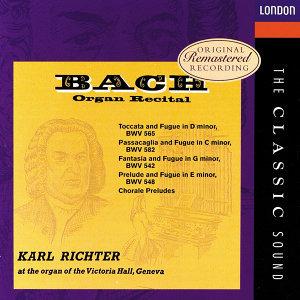 Bach, J.S.: Organ Recital