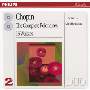 Chopin: The Polonaises/17 Waltzes - 2 CDs