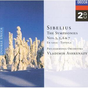 Sibelius: Symphonies Nos. 3, 5, 6 & 7; Tapiola; En Saga - 2 CDs