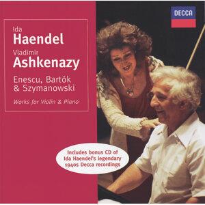 Enescu/Bartók/Szymanowski etc.: Works for Violin & Piano - 2 CDs
