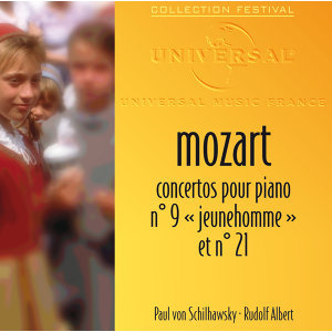 Mozart-Concertos Pour Piano n°21 et 9