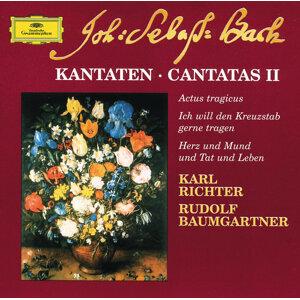 Bach: Cantatas II - CD 6