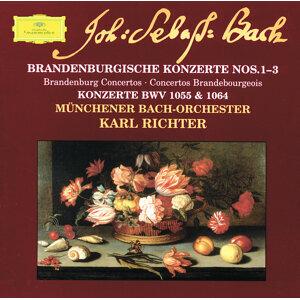 Bach: Brandenburg Concertos Nos.1-3; Concertos BWV 1055 & 1064 - CD 9