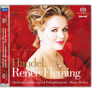 Renée Fleming -  Handel Arias - Digital Bonus Version