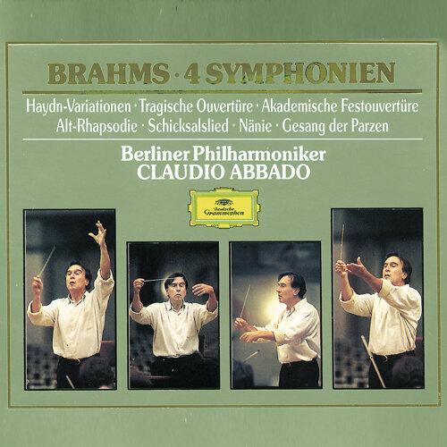 Brahms 4 Symphonien