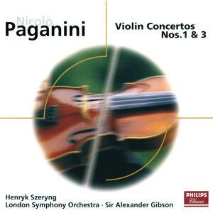 Paganini: Violin Concertos Nos.1 & 3