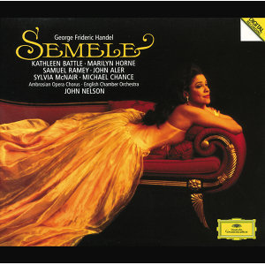 Handel: Semele - 3 CDs