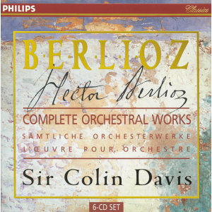 Berlioz: Complete Orchestral Works - 6 CDs