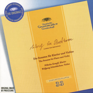 Beethoven: Sonatas For Piano And Violin - 3 CDs