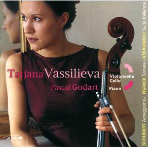 Schubert - Franck - Stravinsky (Viloncelle/Piano)