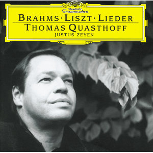 Brahms / Liszt: Lieder