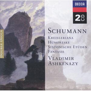 Schumann: Kreisleriana; Symphonic Studies;Fantaisie - 2 CDs