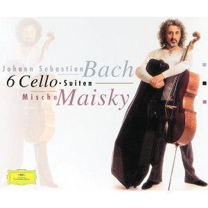 Bach: Six Suites for Solo Cello - 3 CDs