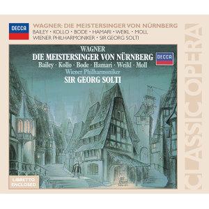 Wagner: Die Meistersinger Von Nurnberg - 4 CDs