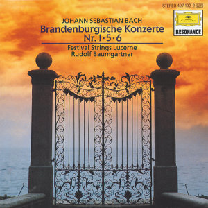 Bach, J.S.: Brandenburg Concerto No.1 BWV 1046; No.5 BWV 1050 & No.6 BWV 1051