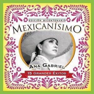 Mexicanisimo-Bicentenario / Ana Gabriel