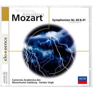 Mozart Sinfonien 40 & 41
