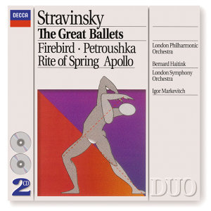 Stravinsky: The Great Ballets - 2 CDs