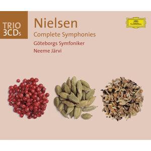 Nielsen: The Six Symphonies - 3 CD's