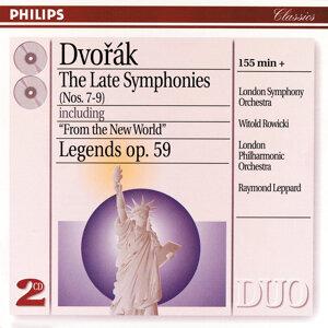 Dvorák: The Late Symphonies; Legends - 2 CDs