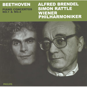 Beethoven: Piano Concertos Nos.1 & 4 - CD 1 of 3