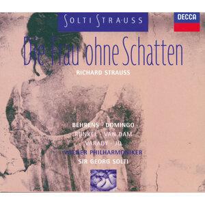 R. Strauss: Die Frau ohne Schatten - 3 CDs
