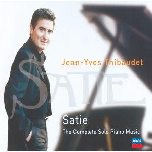 Satie: The Complete solo piano music - 5 CDs