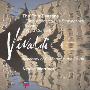 Vivaldi: Concertos - 7 CDs