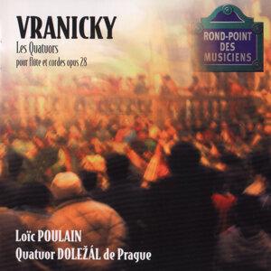 Vranicky: Quatuors pour flute et cordes