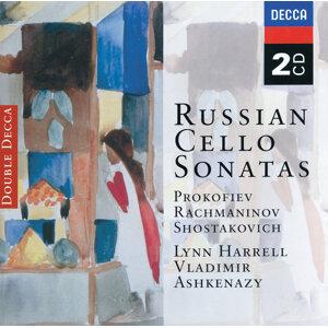 Russian Cello Sonatas - 2 CDs