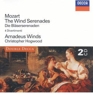 Mozart: The Wind Serenades - 2 CDs