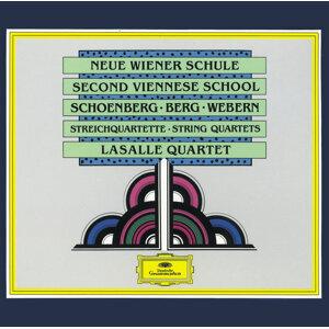 LaSalle Quartet - Neue Wiener Schule - 4 CD's