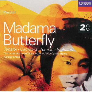 Puccini: Madama Butterfly - 2 CDs