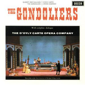 Gilbert & Sullivan: The Gondoliers - 2 CDs