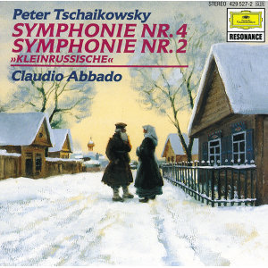 "Tchaikovsky: Symphonies No. 4 & 2 ""Little Russian"""