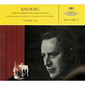 Kim Borg sings Sibelius Songs