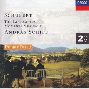 Schubert: Impromptus; Moments Musicaux - 2 CDs