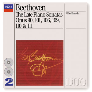Beethoven: The Late Piano Sonatas - 2 CDs