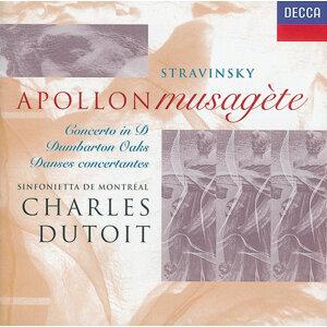 Stravinsky: Dumbarton Oaks/Danses Concertantes/Apollon musagète/Concerto in D