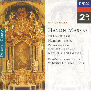 Haydn: 4 Masses - 2 CDs
