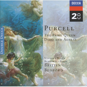 Purcell: The Fairy Queen; Dido & Aeneas - 2 CDs