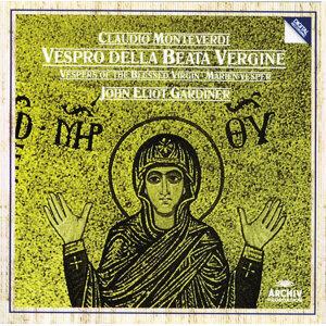 Monteverdi: Vespers of the Blessed Virgin - 2 CD's