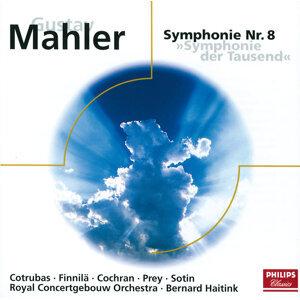 """Mahler: Sinfonie Nr. 8 Es Dur """"Sinfonie der Tausend"""" - Eloquence"""