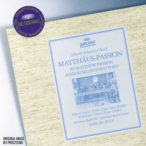 Bach: Matthäus-Passion - 3 CDs