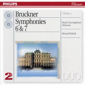 Bruckner: Symphonies Nos.6 & 7 - 2 CDs