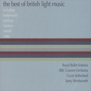 The Best Of British Light Music - 5 CDs