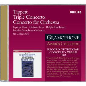 Tippett: Concerto for Orchestra; Triple Concerto
